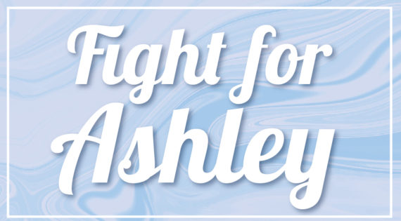 Fight for Ashley flyer