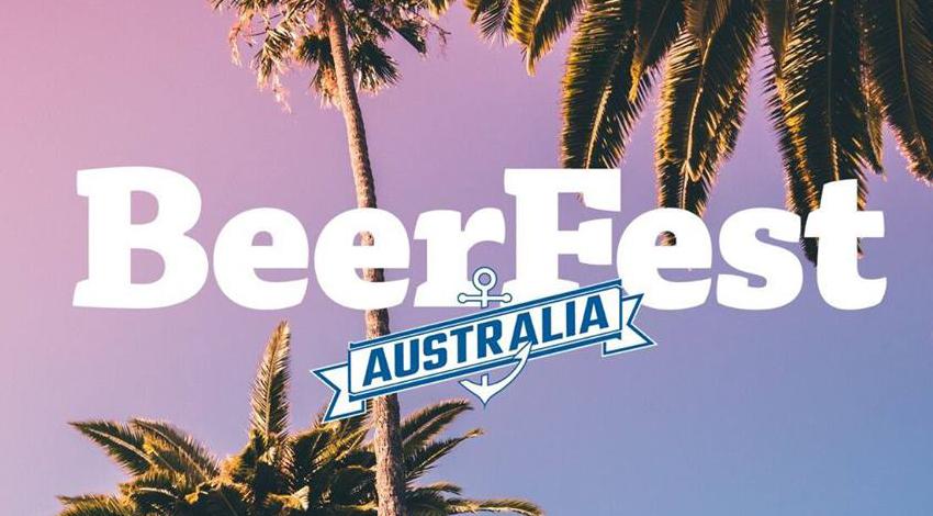 Beer Fest Australia flyer