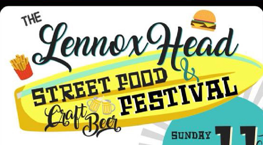 Lennox Head Festival flyer